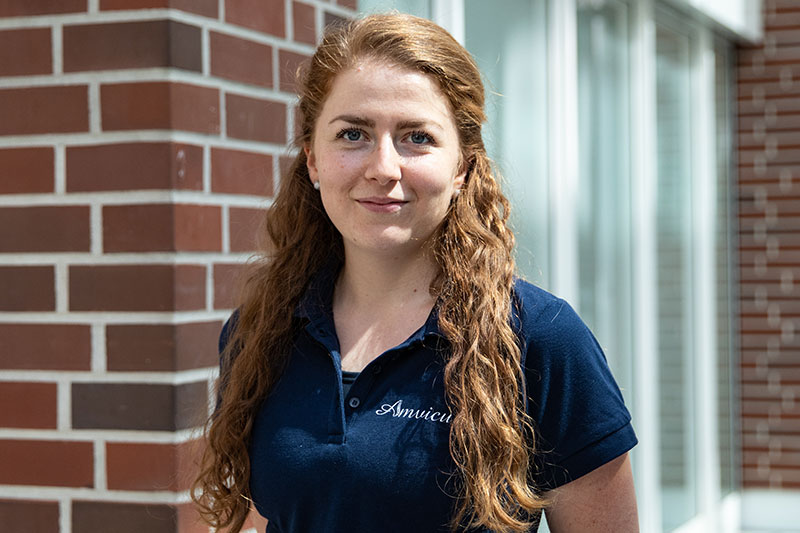 Kristin Häusl - Physiotherapeutin