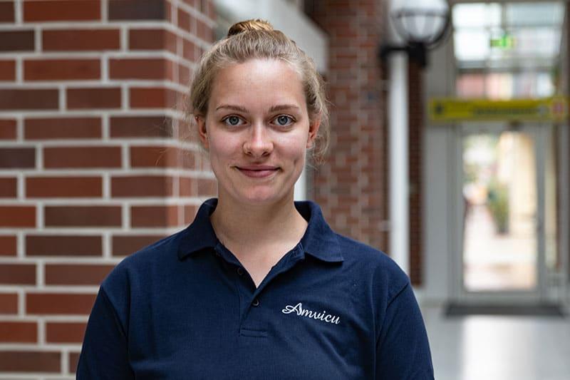 Anne Voigt - Sporttherapie und Prävention (B.A.)