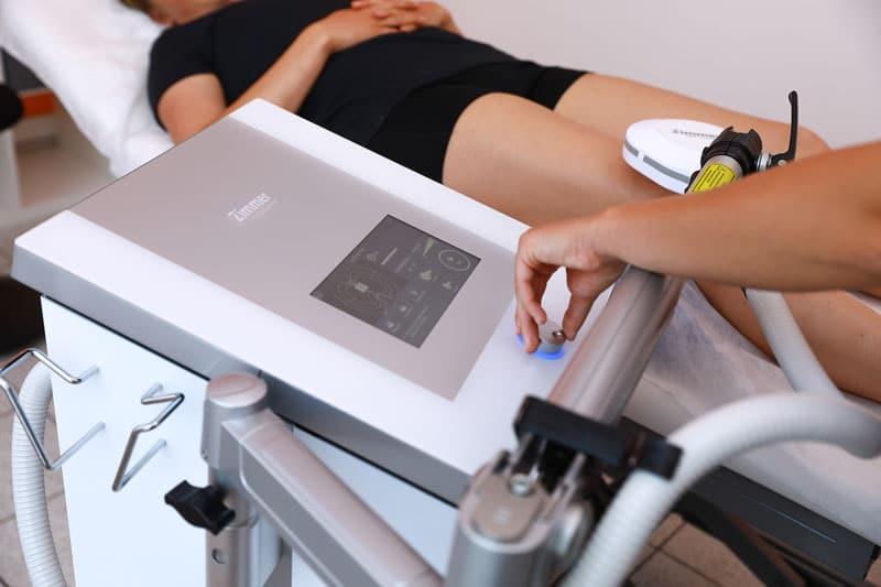 Hochenergie-Induktionstherapie - Ideal zur Behandlung von Schmerzen