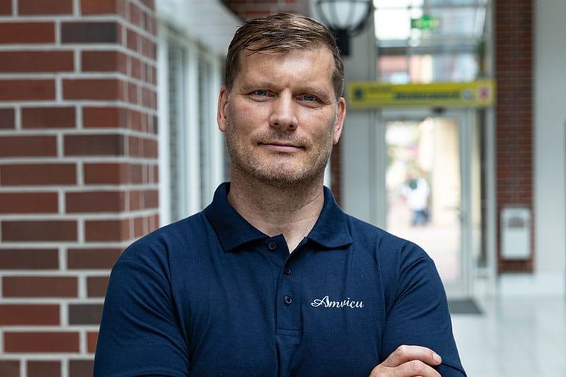 Matthias Pefestorff - Inhaber & Geschäftsführer, Physiotherapeut