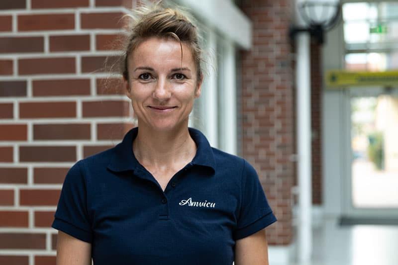 Nicole Wünsche - Physiotherapeutin