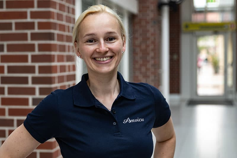 Nora Zimmer - Physiotherapeutin