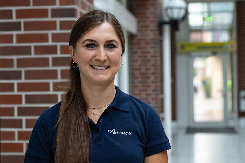 Sophia Lichan - Physiotherapeutin