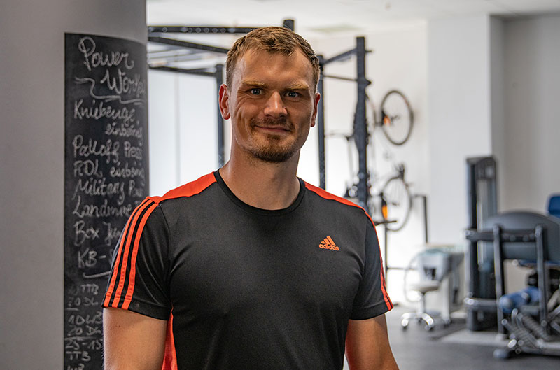 Personal Training Feedback: Paul Tomesch
