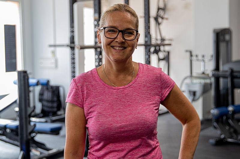 Personal Training Feedback: Ines Bunde