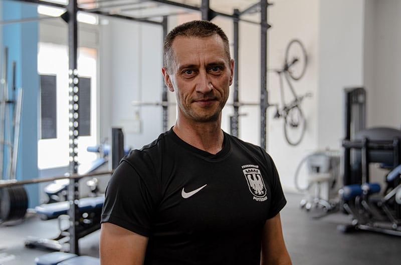 Personal Training Feedback: Uwe Krafft