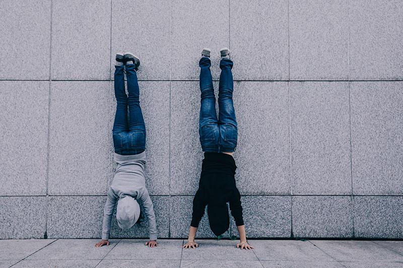 Akrobatik-Kurs Potsdam