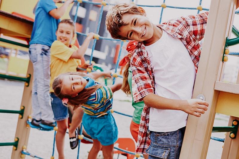 Playground Potsdam - Ein Kurs für Kinder im Alter von 5-7 Jahren.